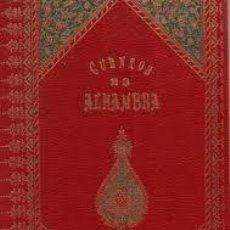 Libros de segunda mano: CUENTOS DE LA ALHAMBRA GRANADA 1829 IRVING (WASHINGTON)BBV PRIVANZA. 1998.. Lote 82631308