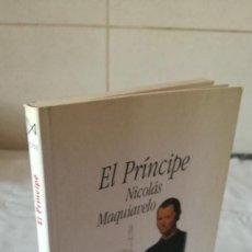 Libros de segunda mano: 9-EL PRINCIPE- MAQUIAVELO, 2000. Lote 82795092