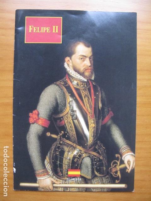 FELIPE II (Libros de Segunda Mano (posteriores a 1936) - Literatura - Narrativa - Otros)