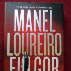 Libros de segunda mano: FULGOR. MANEL LOUREIRO. Lote 83285416