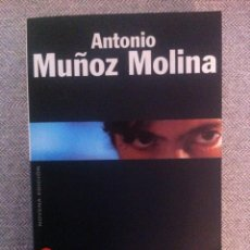 Libros de segunda mano: PLENILUNIO - ANTONIO MUÑOZ MOLINA. Lote 83420652