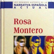 Libros de segunda mano: LA HIJA DEL CANÍBAL - ROSA MONTERO. Lote 83429756
