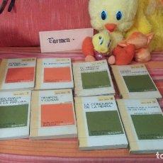 Libros de segunda mano: LOTE DE 8 LIBROS DE TEMAS VARIADOS PERO DE LA MISMA EDITORIAL. Lote 83577688