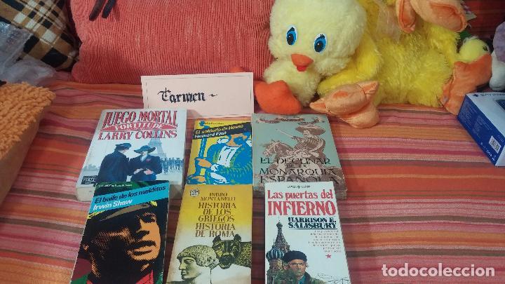 Libros de segunda mano: LOTE DE 6 LIBROS VARIADOS Nº12 - Foto 2 - 83616564