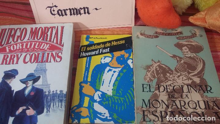 Libros de segunda mano: LOTE DE 6 LIBROS VARIADOS Nº12 - Foto 3 - 83616564