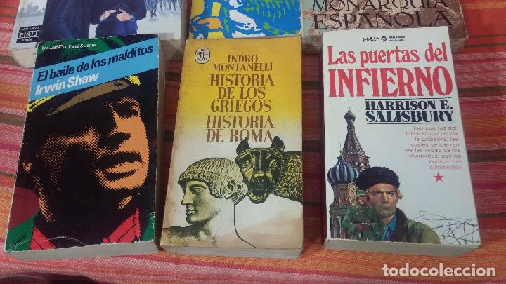 Libros de segunda mano: LOTE DE 6 LIBROS VARIADOS Nº12 - Foto 4 - 83616564