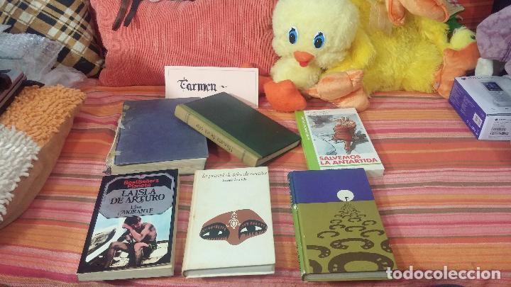 LOTE DE 6 LIBROS VARIADOS Nº13 (Libros de Segunda Mano (posteriores a 1936) - Literatura - Narrativa - Otros)