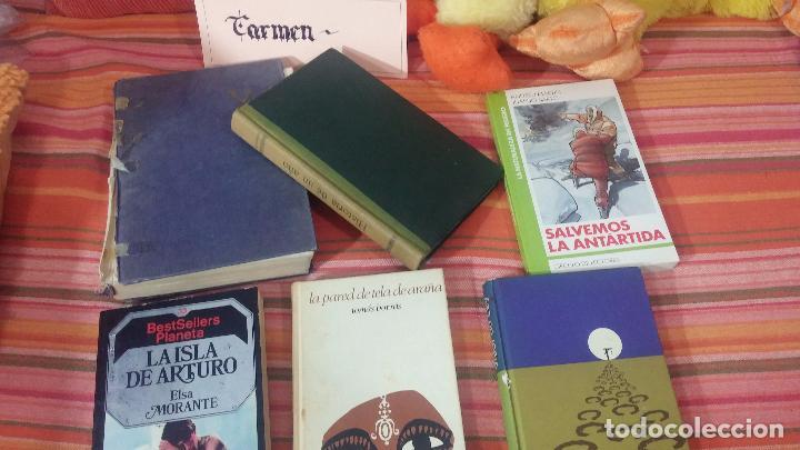 Libros de segunda mano: LOTE DE 6 LIBROS VARIADOS Nº13 - Foto 2 - 83616832