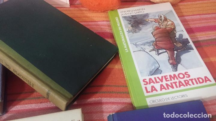 Libros de segunda mano: LOTE DE 6 LIBROS VARIADOS Nº13 - Foto 4 - 83616832