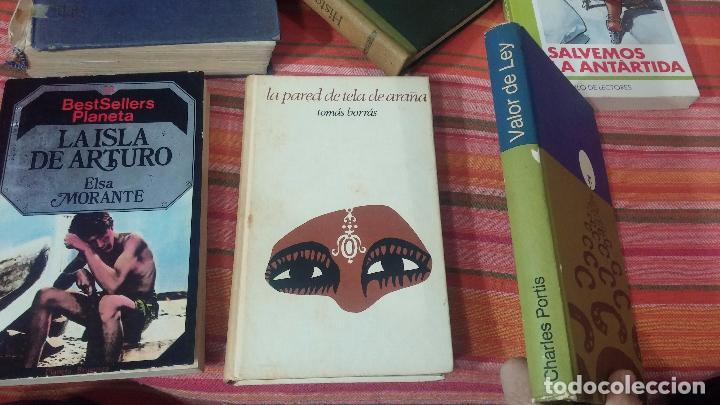 Libros de segunda mano: LOTE DE 6 LIBROS VARIADOS Nº13 - Foto 5 - 83616832