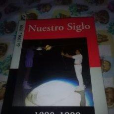 Libros de segunda mano: NUESTRO SIGLO. DE (1900 A 1999. ) TOMO 1990 1999. EST10B4. Lote 83673400
