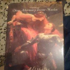Libros de segunda mano: EL LIBRO DEL AMOR -COMPILADO POR DIANE ACKERMAN Y JEANNE MACKIN -VER FOTOS --REFM3E1. Lote 83773000