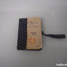 Libros de segunda mano: MARIA ESTUARDO -COLECCIÓN MINIATURA -NUMERO 3 -SERIA PRIMERA -EDICIONES E.C.A.- TELA Y PIEL -REF-. Lote 83970728