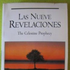 Libros de segunda mano: LAS NUEVE REVELACIONES _JANES REDFIELD. Lote 84180628