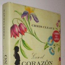 Libros de segunda mano: CON EL CORAZON EN LA MANO - CHRIS CLEAVE *. Lote 84706180