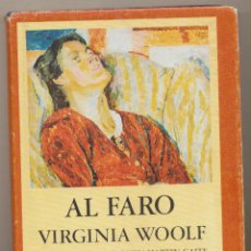 Libros de segunda mano: AL FARO. VIRGINIA WOOLF. 1ª EDICIÓN EDHASA 1978.. Lote 163846553