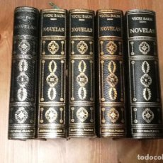 Libros de segunda mano: NOVELAS VICKI BAUM 5 VOL. . PLANETA. Lote 84944124