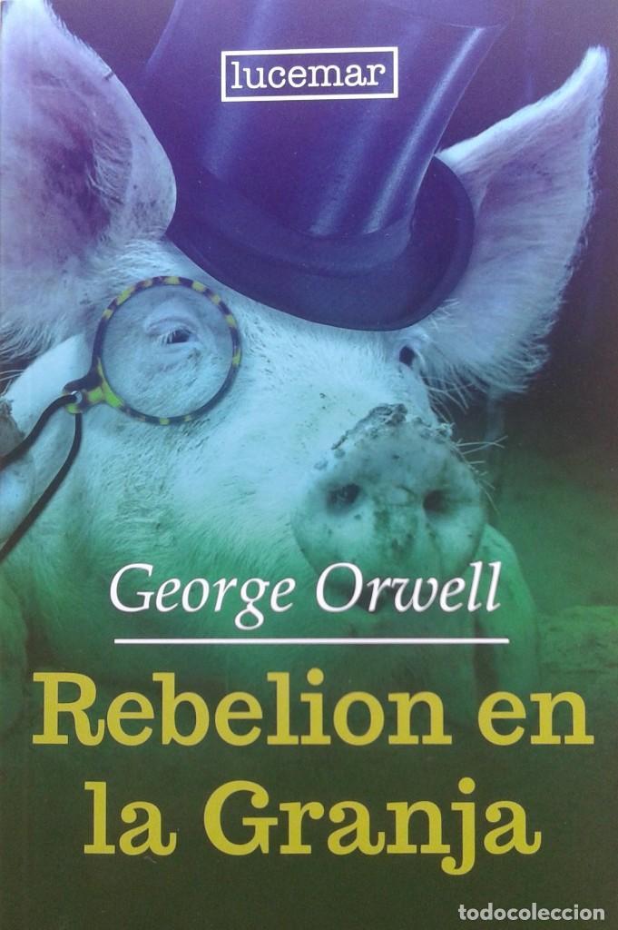 Resultado de imagen de Rebelíon en la granja libro