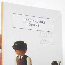 Libros de segunda mano: COMBO 2 - IGNACIO ALCURI. Lote 85724832