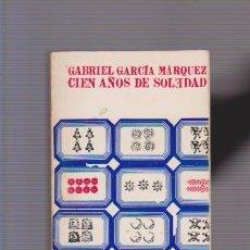 Libros de segunda mano: GABRIEL GARCIA MARQUEZ - CIEN AÑOS DE SOLEDAD - EDITORIAL SUDAMERICANA 1969. Lote 103650294