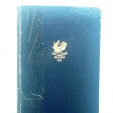 Libros de segunda mano: G. K. CHESTERTON LOS CLASICOS DEL SIGLO XX 1961 VOL II. Lote 86017520