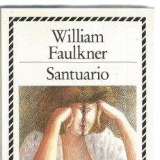 Libros de segunda mano: WILLIAM FAULKNER. SANTUARIO. CIRCULO DE LECTORES BIBLIOTECA DE PLATA. Lote 86020052