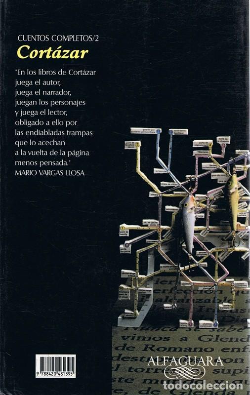 Libros de segunda mano: CUENTOS COMPLETOS / 2 CORTÁZAR - Foto 2 - 86092440