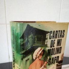 Libros de segunda mano: 50-CARTAS DE MI MOLINO, SAFO, A. DAUDET, 1973. Lote 86632984