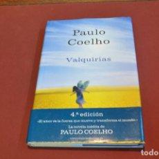Libros de segunda mano: VALQUIRIAS - PAULO COELHO - IDIOMA ESPAÑOL - NOB. Lote 86812372