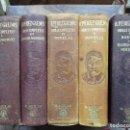 Libros de segunda mano: OBRAS COMPLETAS. BENITO PÉREZ GALDÓS. AGUILAR. 1941-42. (VOLS I, III, IV, V, VI). Lote 86820896