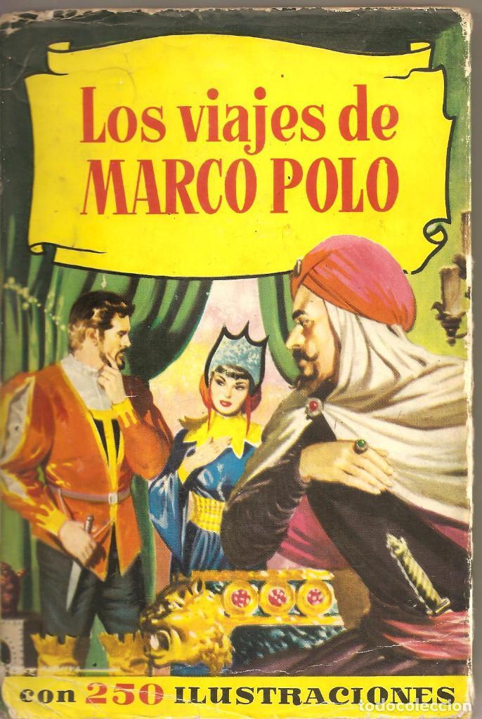 LOS VIAJES DE MARCO POLO (Libros de Segunda Mano (posteriores a 1936) - Literatura - Narrativa - Otros)