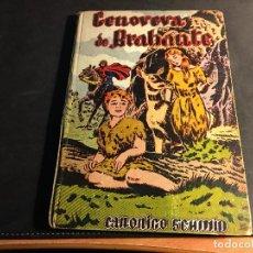 Libros de segunda mano: GENOVEVA DE BRABANTE (CANONICO SCHMID) TAPA DURA (LB32). Lote 214282166