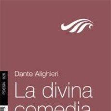 Libros de segunda mano: LA DIVINA COMEDIA. - ALIGHIERI, DANTE.. Lote 55729920