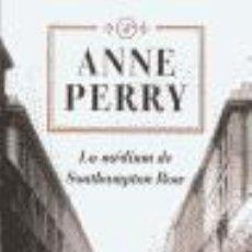 Libros de segunda mano: LA MÉDIUM DE SOUTHAMPTON ROW. - PERRY, ANNE.. Lote 53056393