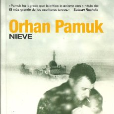 Libros de segunda mano: ORHAN PAMUK-NIEVE.PUNTO DE LECTURA,25/4.2007.. Lote 89004148