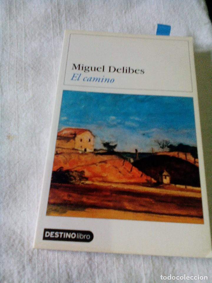* C1___LIBRITO ,EL CAMINO , MIGUEL DELIBES__ 18X11X1CM (Libros de Segunda Mano (posteriores a 1936) - Literatura - Narrativa - Otros)