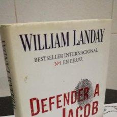 Libros de segunda mano: 15-DEFENDER A JACOB, WILLIAM LANDAY, 2012. Lote 89312960