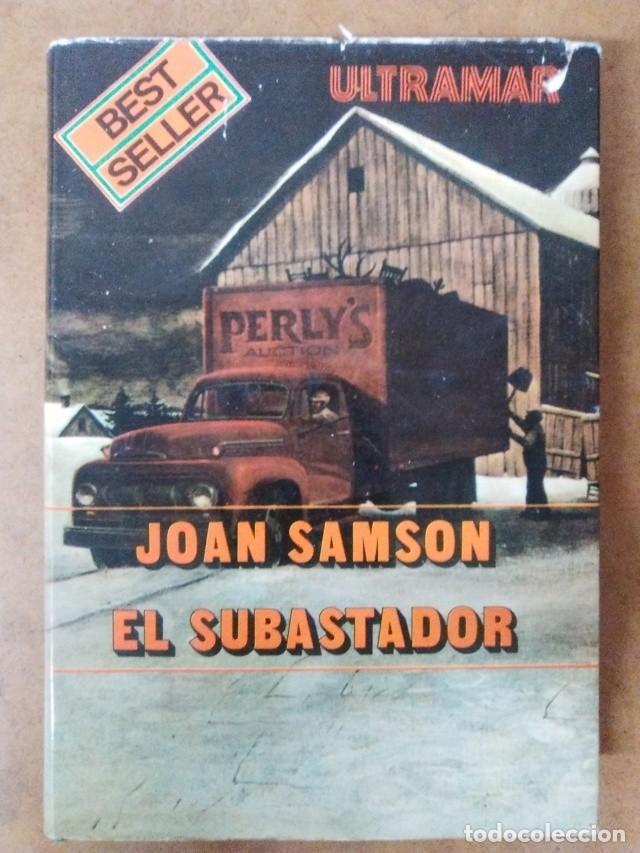 el subastador (joan samson) - ultramar - tapa d - Comprar en ...