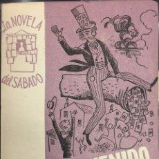Libros de segunda mano: LA NOVELA DEL SÁBADO. COLECCIÓN COMPLETA. Lote 89882068