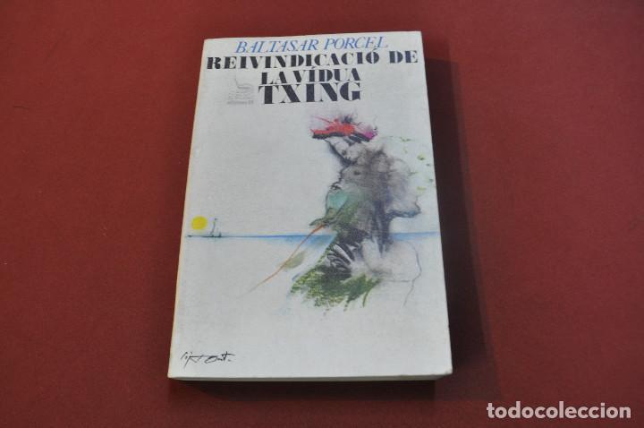 reivindicació de la vídua txing - baltasar porc - Buy Other Books of