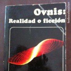 Libros de segunda mano: OVNIS,REALIDAD O FICCION-DAIMON. Lote 90544300