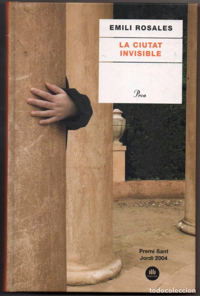 Resultat d'imatges de la ciutat invisible emili rosales proa