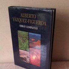 Gebrauchte Bücher - ALBERTO VAZQUEZ FIGUEROA - OBRAS COMPLETAS TOMO 11 - PLAZA & JANES 1989 - 90999600