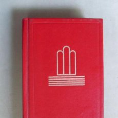 Libros de segunda mano: TOM SAWYER / MARK TWAIN / CRISOL LITERARIO / AGUILAR. Lote 91394270