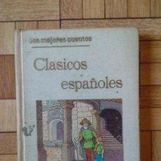 Libros de segunda mano: CLÁSICOS ESPAÑOLES - 1960. Lote 91778885