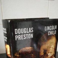 Libros de segunda mano: 31-EL LIBRO DE LOS MUERTOS, DOUGLAS PRESTON LINCOLN CHILD, 2007. Lote 91863490
