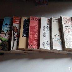 Libros de segunda mano: LITERATURA....LOTE DE 10 LIBROS DE LITERATURA... Lote 92345445