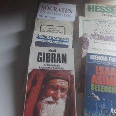 Libros de segunda mano: LITERATURA....LOTE DE 10 LIBROS DE LITERATURA... Lote 92384280