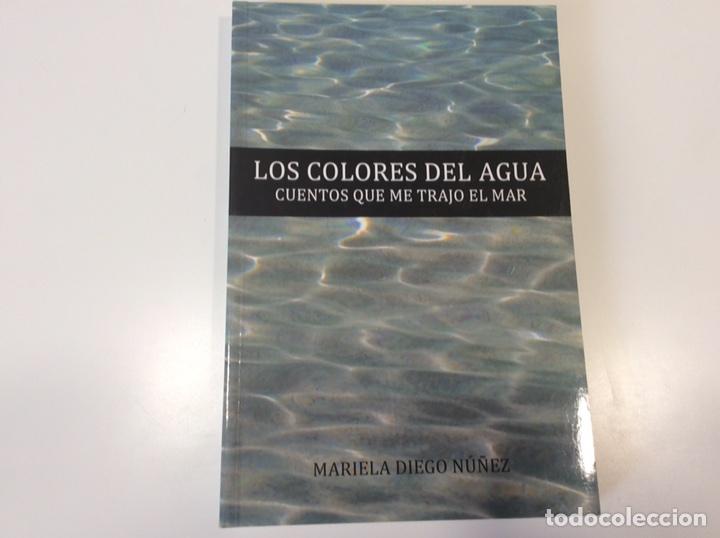 los colores del agua: cuentos que me trajo el m - Comprar en ...