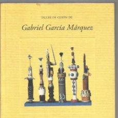 Libros de segunda mano: GABRIEL GARCIA MARQUEZ. COMO SE CUENTA UN CUENTO. OLLERO & RAMOS. Lote 93097660
